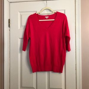 Size medium pink Gap sweater